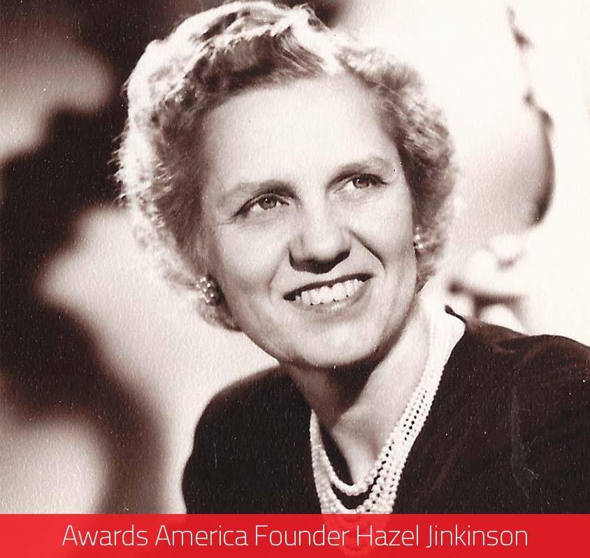 Awards America founder Hazel Jinkinson